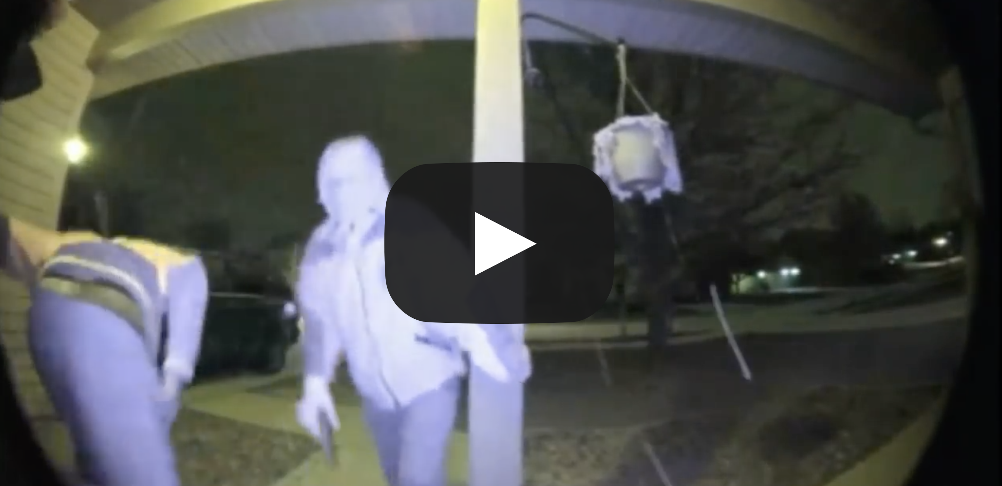 Silly Burglar of the Month – August